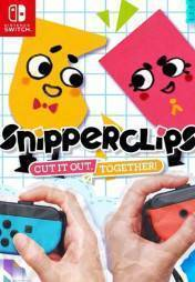 Buy Cheap Snipperclips NINTENDO SWITCH CD Key