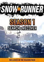 Buy Cheap SnowRunner Season 1 Search & Recover PC CD Key