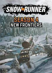Buy Cheap SnowRunner Season 4 New Frontiers PC CD Key