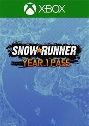 Buy Cheap Snowrunner Year 1 Pass XBOX ONE CD Key