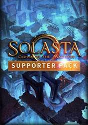 Buy Cheap Solasta Crown of the Magister Supporter Pack PC CD Key