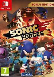Buy Cheap SONIC FORCES NINTENDO SWITCH CD Key