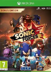 Buy Cheap SONIC FORCES XBOX ONE CD Key