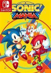 Buy Cheap Sonic Mania NINTENDO SWITCH CD Key