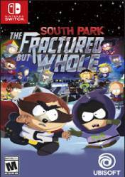 Buy Cheap SOUTH PARK: THE FRACTURED BUT WHOLE NINTENDO SWITCH CD Key