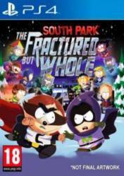 Buy Cheap South Park: The Fractured but Whole PS4 CD Key