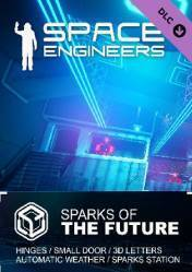Buy Cheap Space Engineers Sparks of the Future PC CD Key