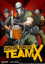Buy Cheap Special Forces Team X PC CD Key