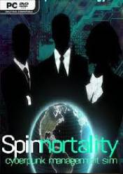 Buy Cheap Spinnortality cyberpunk management sim PC CD Key