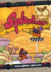 Buy Splasher pc cd key for Steam