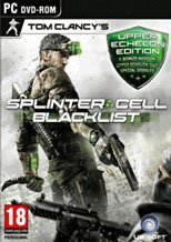 Buy Splinter Cell Blacklist Upper Echelon Edition pc cd key for Uplay