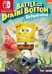 Buy SpongeBob SquarePants: Battle for Bikini Bottom Rehydrated Nintendo Switch