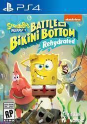 Buy SpongeBob SquarePants: Battle for Bikini Bottom Rehydrated PS4