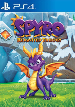 Buy SPYRO REIGNITED TRILOGY PS4