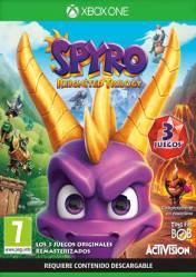 Buy SPYRO REIGNITED TRILOGY XBOX ONE CD Key