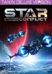 Buy Cheap Star Conflict: TaiKin Deluxe Version PC CD Key