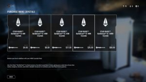 Star Wars Battlefront 2 confirms the price of crystals and loot boxes