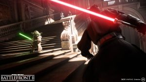 Star Wars HQ reunites all the Star Wars Battlefront 2 heroes in a new video