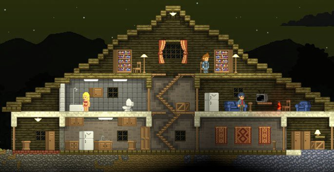 Starbound PC Screenshot