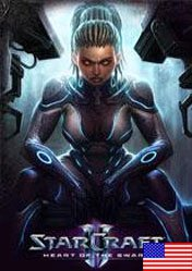 Buy Starcraft 2: Heart of the Swarm US pc cd key for Battlenet