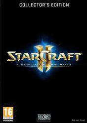 Buy Starcraft 2 Legacy of the Void Collectors Edition PC CD Key