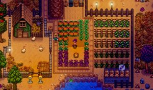 Stardew Valley's multiplayer update is available now on PC