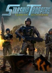 Buy Starship Troopers Terran Command PC CD Key