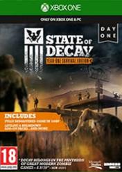 Buy Cheap State of Decay Year One Survival Edition XBOX ONE CD Key