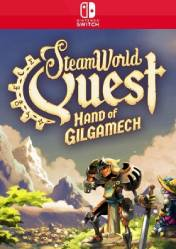 Buy Cheap SteamWorld Quest: Hand of Gilgamech NINTENDO SWITCH CD Key