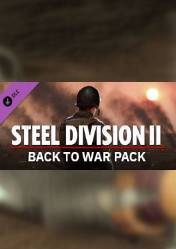 Buy Cheap Steel Division 2 Back To War Pack PC CD Key