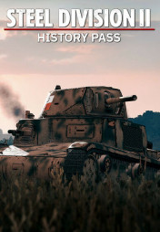 Buy Steel Division 2 History Pass pc cd key for Steam