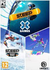 Buy Steep X Games Pass pc cd key for Uplay