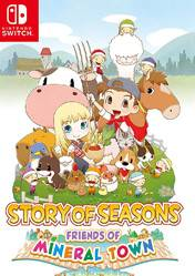 Buy STORY OF SEASONS: Friends of Mineral Town NINTENDO SWITCH CD Key