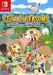 Buy Cheap Story of Seasons Pioneers of Olive Town NINTENDO SWITCH CD Key