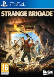 Buy Cheap Strange Brigade PS4 CD Key
