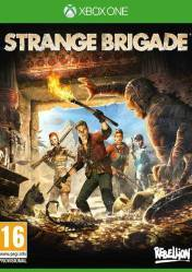 Buy Cheap Strange Brigade XBOX ONE CD Key