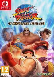 Buy Cheap Street Fighter 30th Anniversary Collection NINTENDO SWITCH CD Key