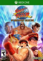 Buy Cheap Street Fighter 30th Anniversary Collection XBOX ONE CD Key