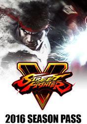 Buy Street Fighter V 2016 Season Pass pc cd key for Steam