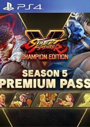 Buy Cheap Street Fighter V Season 5 Premium Pass PS4 CD Key