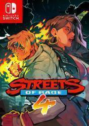Buy Cheap Streets of Rage 4 NINTENDO SWITCH CD Key