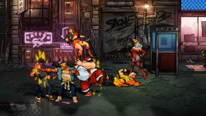 Streets of Rage 4 publishes a new gameplay