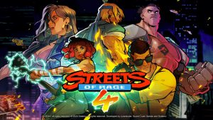 Streets of Rage 4 will hit PC, PS4, Nintendo Switch and Xbox One April 30
