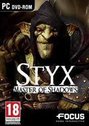 Buy Cheap Styx: Master of Shadows PC CD Key