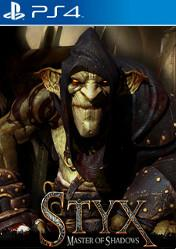 Buy Cheap Styx Masters of Shadows PS4 CD Key