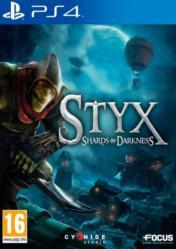 Buy Styx Shards Of Darkness PS4 CD Key