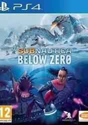 Buy Cheap Subnautica Below Zero PS4 CD Key