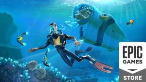 Subnautica is FREE on Epic Games Store until the 27th December!