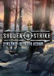Buy Cheap Sudden Strike 4 Finland: Winter Storm PC CD Key