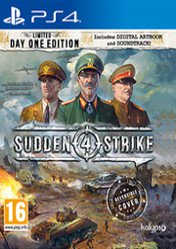 Buy Cheap Sudden Strike 4 PS4 CD Key